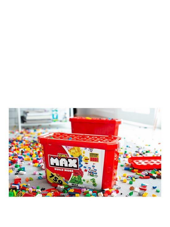 Zuru MAX Build More Construction Value Brick Box - £5.99 @ Littlewoods (Free Collection)