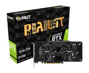 Palit GeForce RTX 2070 8GB Dual Boost Graphics Card - £338.08 @ eBay / CCL