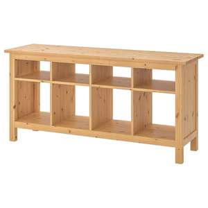 IKEA Hemnes Console Table - light brown - £99 Instore ( London Wembley Store)