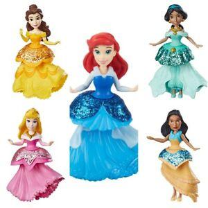 Disney Princess Royal Clip Small Doll Assortment - £1.25 Instore @ Tesco (Halifax)