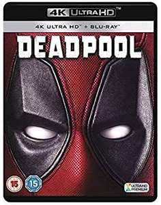 Deadpool 4k UHD £11.51 @ Amazon prime (£2.99 non prime) 4%tcb
