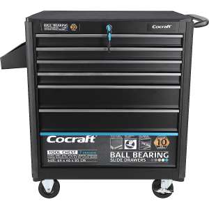 Cocraft tool cabinet £199.99 reduced from £249.99 Inc free delivery @ Clas Ohlson