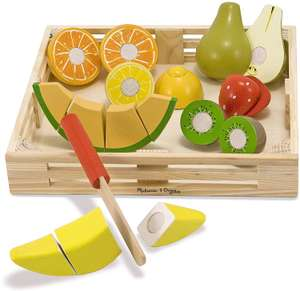Toy Melissa & Doug Cutting Fruit Set £8.50 + £4.49 NP @ Amazon