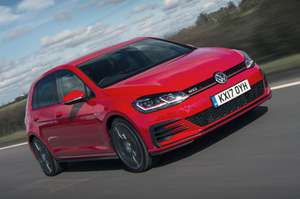 Golf GTi Performance £27412 @ Drive the Deal (Also available at 0%)