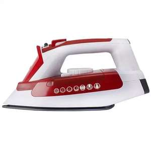 Hoover TIL2200 Ironjet 2200w Compact Steam Iron for £9.99 at ebay