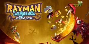 Rayman Legends on Nintendo Switch at Nintendo Shop for £7.49