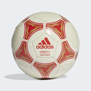 Adidas conext 19 capitano football size 3, 4 & 5 now £9.42 C&C or £13.41 delivered with code @ Adidas