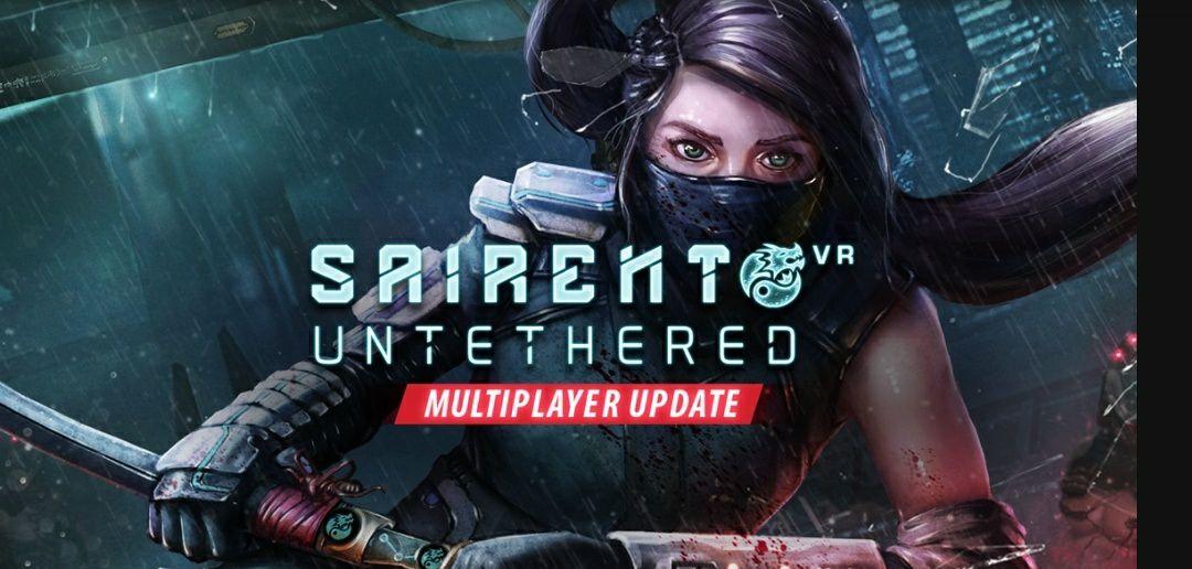 Sairento VR : Untethered Oculus Quest Store £10.49
