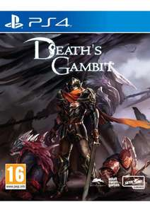 Death's Gambit - PS4 £4.99 delivered @ Simply Games