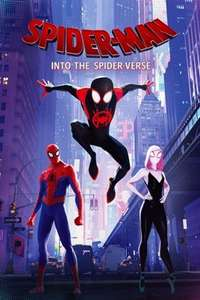 Spider-Man : Into The Spiderverse - iTunes 4K - £6.99