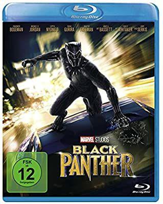 Black Panther [Blu-ray] £9.76 @ Amazon Germany