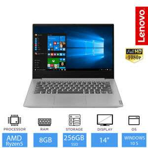 "Lenovo Ideapad S340 14"" Windows 10 Laptop AMD Ryzen 5 3500U 8GB, 256GB SSD, Full HD TN Panel £339.99 @ ebay / laptopoutletdirect"