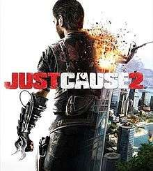 Just Cause 2 on Xbox One/360 only £1.19