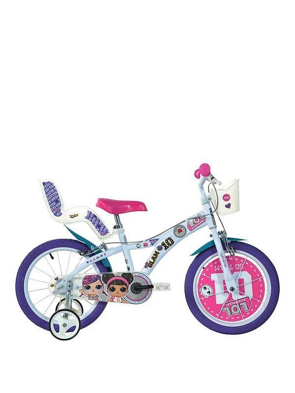 L.O.L Surprise! LOL Surprise 16inch Bike £94.49 @ Very