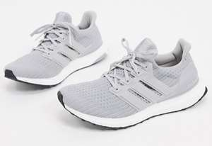 Adidas Ultra Boost Trainers Grey £90 @ ASOS Free Del and Poss 10% Off For New Customers