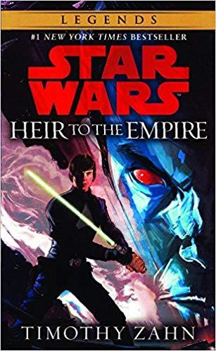[Kindle] Heir To Empire (Thrawn Book 1) £2.99 on Amazon