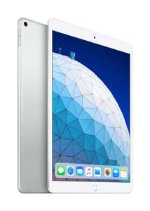 Apple iPad Air 3 2019 (10.5-inch, Wi-Fi, 64GB) - Silver (Renewed) £349.97 Sold by SUPREME MOBILE UK and Fulfilled by Amazon