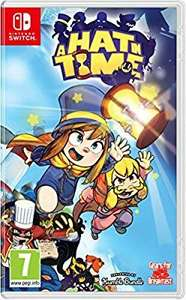 Hat in Time Nintendo Switch £19.99 Simplygames