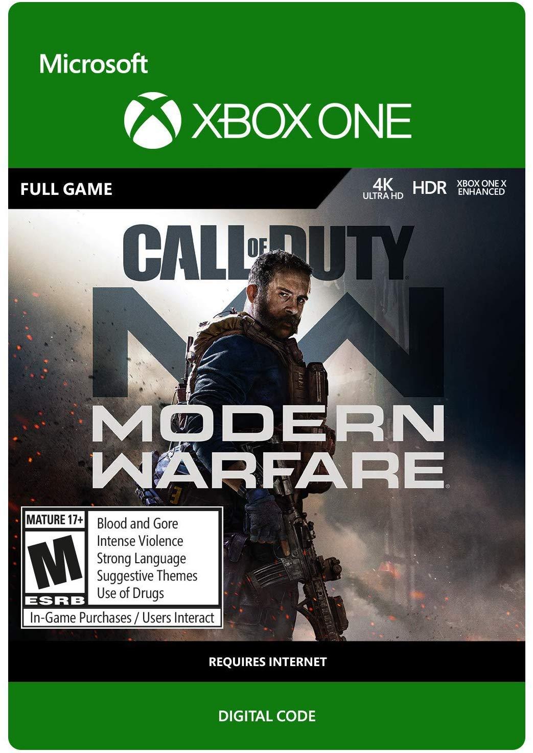 Call of Duty Modern Warfare Digital Download £38.99 @ Xbox.com