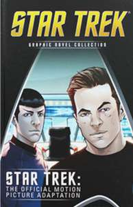 IDW graphic novel - Star Trek - The Official Motion Picture Adaptation £3 (Free Click & Collect) @ The Works