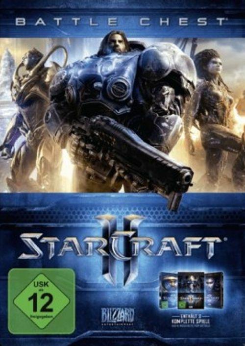 Starcraft 2 Battle Chest 2.0 PC £9.99 @ CD KEYS