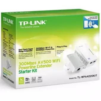 TP-Link wpa4220kit 300mb WiFi kit £15 at WHSmith instore