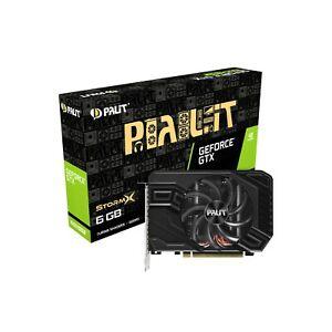 Palit GeForce GTX 1660 SUPER 6GB StormX Boost Graphics Card £199.99 Amazon
