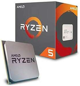 AMD Ryzen 5 2600 Processor with Wraith Stealth Cooler - YD2700BBAFBOX £108 Sold by CPU-WORLD-UK LTD and Fulfilled by Amazon