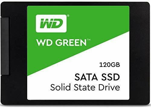 Western Digital Green 120 GB £17.49+£4.49 Non Prime @ Amazon