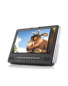 """Portable DVD Player 9"""" Screen at Halfords for £58.90"""