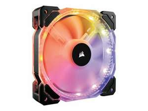 CORSAIR HD140 RGB LED PWM Fan - £13.48 delivered at Ebuyer