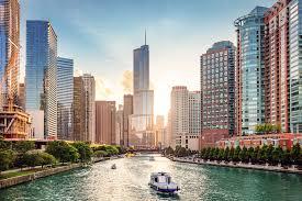 Direct United return flight from Edinburgh to Chicago £244pp (September departures) @ Skyscanner / Travel Trolley