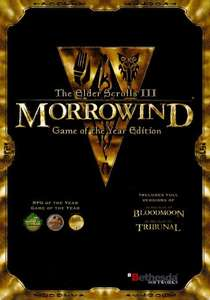 (PC) Elder Scrolls: III - Morrowind (Steam) - £2.11 With Code @ Gamivo
