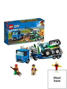 LEGO City 60223 Harvester Transport - £12.99 - Very (Free Collection)