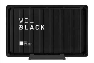WD_Black 8TB D10 Game Drive 7200rpm With Active Cooling To Store Your Massive Game Collection £139.99 @ Amazon