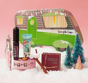 Benefit Queen Of The Camp Makeup Gift Set - £28.47 @ Benefit Cosmetics