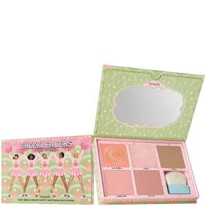benefit Cheekleaders Pink Squad Palette - £20.80 (With Code) @ Look Fantastic