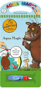 The Gruffalo Aqua Magic Activity Pad - £3.20 with code @ The Works (Free Click and Collect)