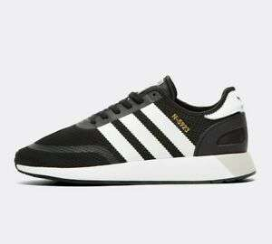 Mens Adidas N-5923 Black & White Trainers (Size 11 Only) £27.40 Delivered (With Code) @ Big Brand Outlet / eBay