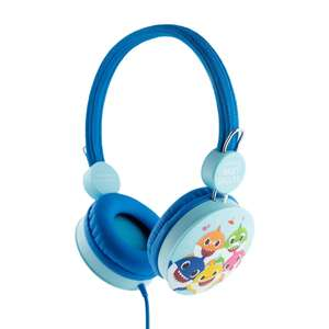 Baby shark headphones £4.99 @ smyths (free delivery for account holders / free sign up to be an account holder)