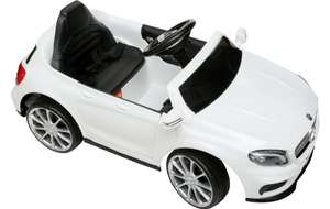 Mercedes GLA45 6V Ride on car with remote control, £67.15 at Halfords. TT also available.