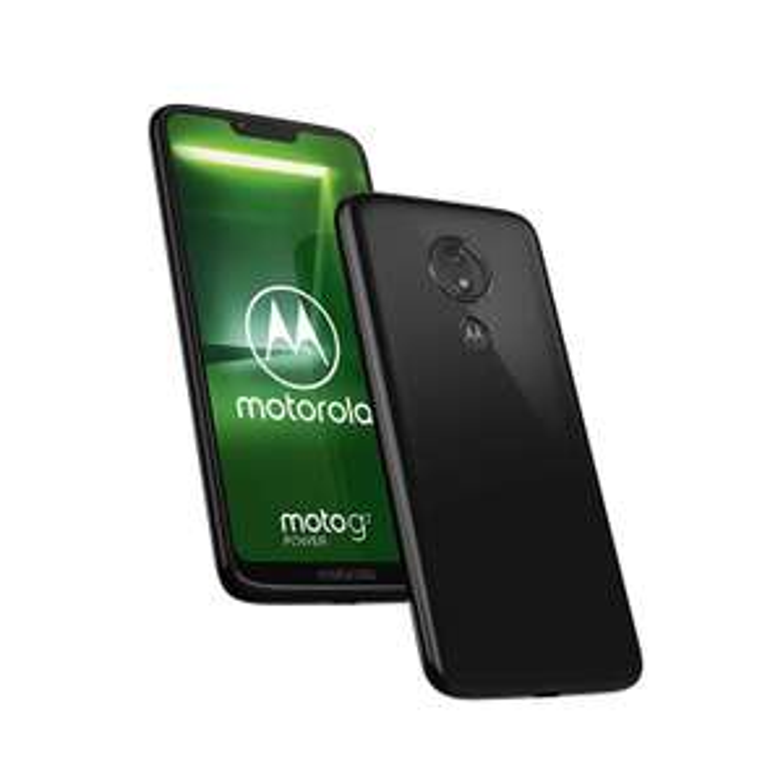Motorola moto g7 Power 6.2-Inch Android 9.0 Sim-Free Smartphone 4GB 64GB Black / Violet £129.95 @ John Lewis