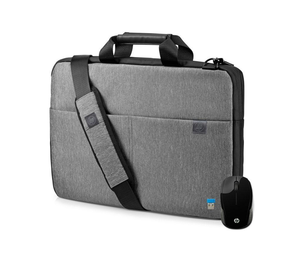 "14"" Signature Slim Topload Laptop Case & Wireless Mouse Bundle - £19.99 @ Currys"