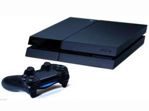 Refurb Sony PlayStation 4 500 GB Jet *Engine* Black Console - £154.98 (With Code) @ eBay / Music Magpie