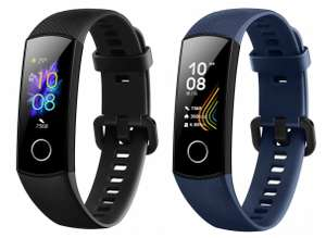 Honor Band 5 Fitness Tracker (Black or Midnight Navy) + 4 Uni-Balls for £24.47 @ Ryman (Free click & collect)