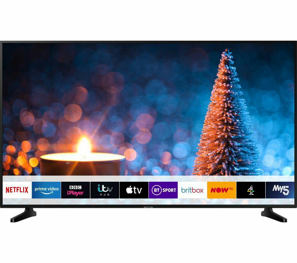 "SAMSUNGUE65RU7020KXXU 65"" Smart 4K Ultra HD HDR LED TV at Currys for £570"