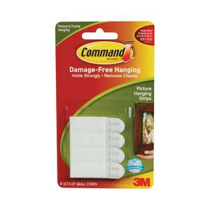 Selected Command strips BOGOF offer @ Ryman Online from £4.49