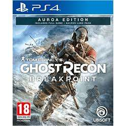 Ghost Recon Breakpoint - Auroa Edition - GAME Exclusive(Xbox One) for £24.99