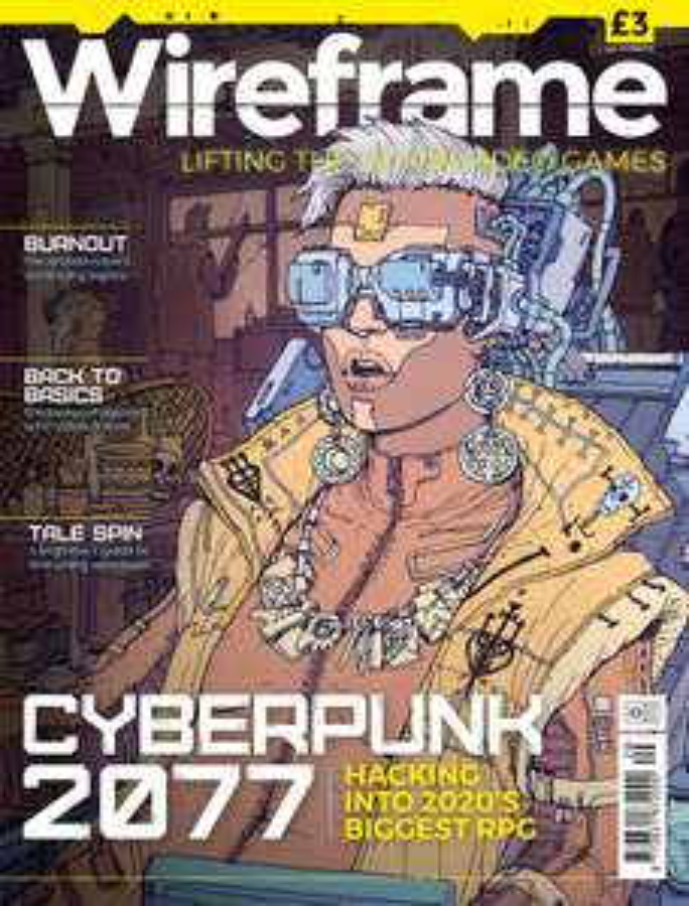 Free Wireframe magazine downloads