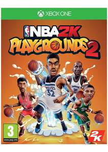 NBA 2k playgrounds 2 (Xbox) at Simply Games for £4.99